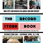 Record Parlour book signing