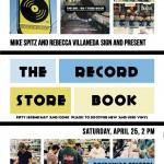 Rockaway records book signing event